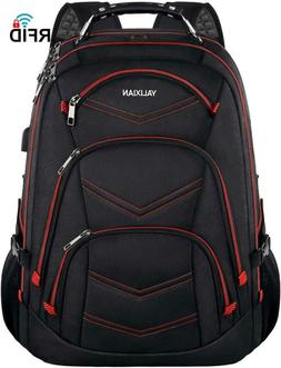 18.4 Inch Laptop Backpack,Extra Large Travel Gaming Laptop B