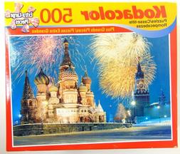 Kodacolor 500 Extra Large Pieces Puzzle - St. Basil - factor