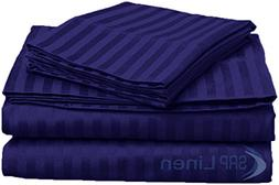 "800 TC 100% Egyptian Cotton With Extra 21"" Large Deep Sheet"