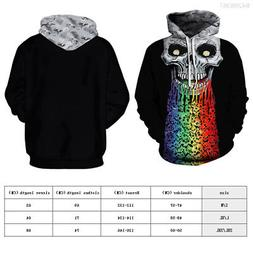 B4DF Ghost Work Game Printed Fleece Fashion 3D Cotton Sport