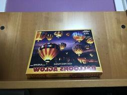 BALLOONS AGLOW BY WHITE MOUNTAIN PUZZLES 1000 PIECE PUZZLE E