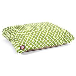 Majestic Pet Bamboo Rectangle Pet Bed