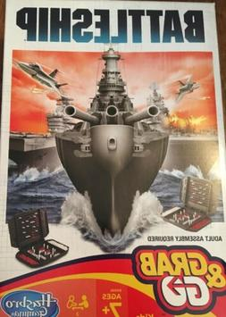 Hasbro Battleship Grab and Go Game  FREE SHIPPING