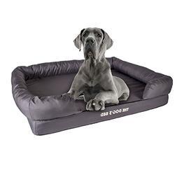 The Dog's Bed, Orthopedic Premium Memory Foam Waterproof Dog