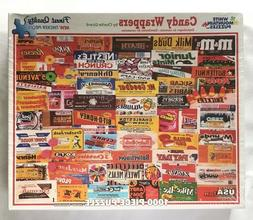 Candy Wrapper Puzzle 1000 Pieces Extra Large Pieces By Charl