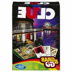 Hasbro Clue Grab and Go Game  by Hasbro