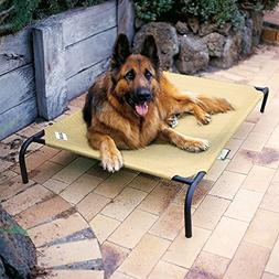 Coolaroo Deluxe Dog Bed - DESERT SAND EXTRA LARGE