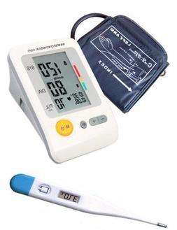 EastShore Upper Arm digital blood pressure monitor 120 memor
