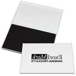 excelmark black ink pad