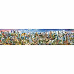 Educa Extra-Large Around the World Jigsaw Puzzle - 42,000-Pc