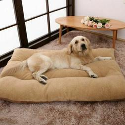 extra large dog bed ultra soft foam