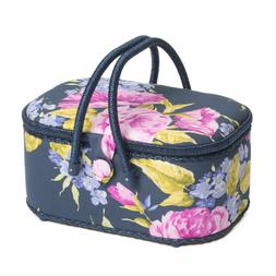 EXTRA LARGE Hobby Gift Floral Sewing Craft Storage Basket To