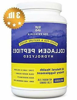 extra large grass fed collagen peptides 3