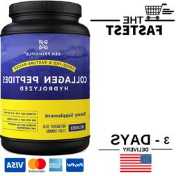 Extra Large Grass-Fed Collagen Peptides 3 lb. Custom Anti-Ag