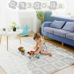 Extra Large Kids Puzzle Play Mat Baby Foam Playmat Interlock