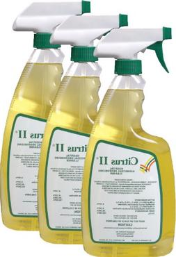 Citrus II Hospital Germicidal Deodorizing Cleaner Spray Citr