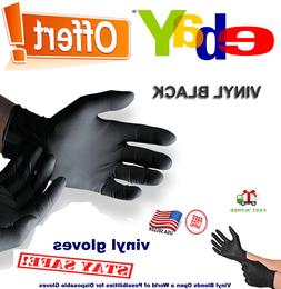 Gloves 100pcs Nitrile Exam Gloves  EXTRA LARGE Size