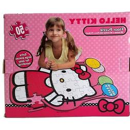 hello kitty floor puzzle activity