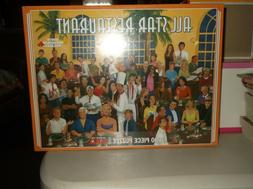 White Mountain Jigsaw Puzzle All Star Restaurant,1000 Pc.Ext