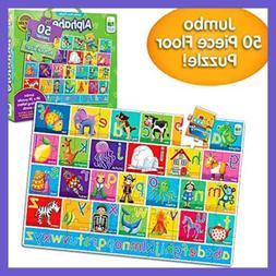 Jumbo Floor Puzzles - Alphabet Floor Puzzle