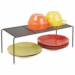 mDesign Kitchen Pantry, Countertop Storage Shelf, Extra Larg