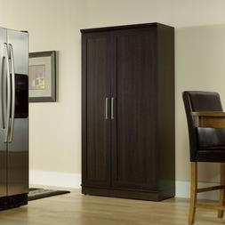 Kitchen Storage Cabinets Wood Pantry Extra Large Food Organi