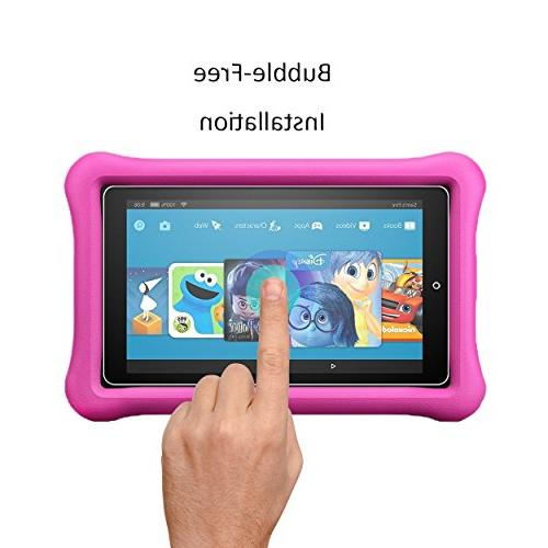 All-New Amazon Kindle Fire 8 Kids Realeased Glass Screen Anti-Scratch