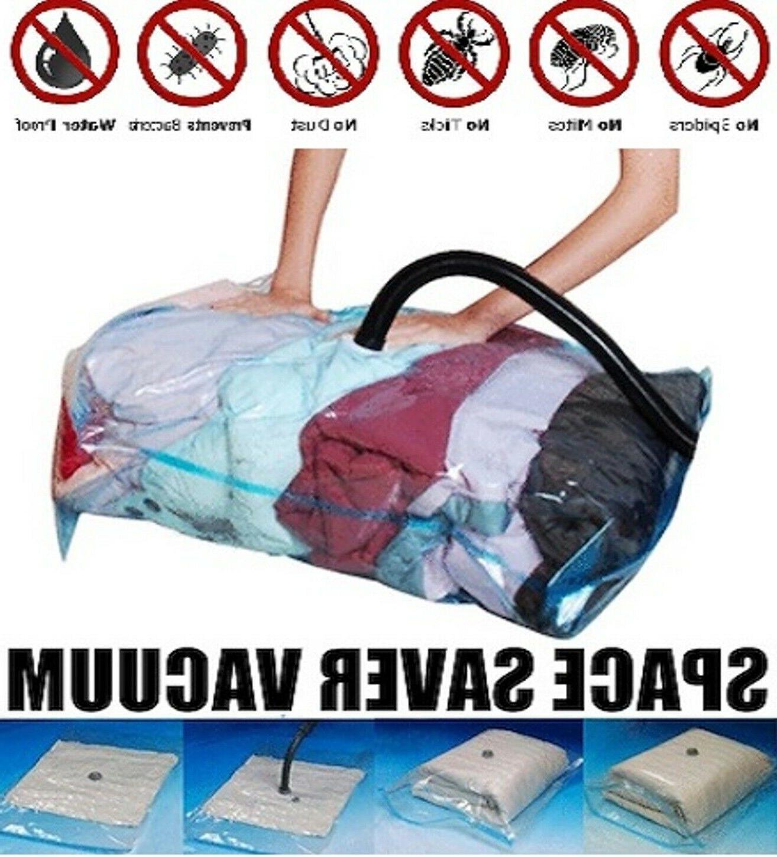 8 packs jumbo extra large vacuum space
