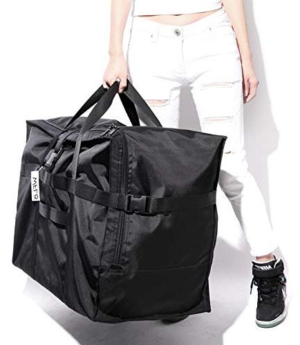 Extra Large Travel Duffel Bag 28'',120L,Anti Theft Travel To