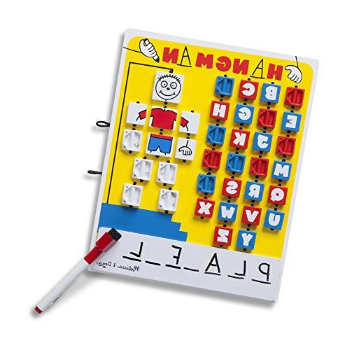 Melissa to Win Travel Game Dry-Erase