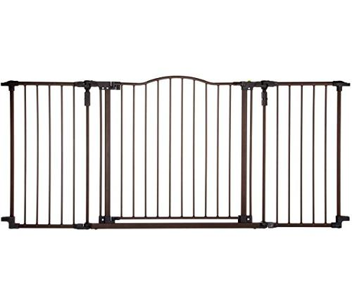 Supergate Deluxe D 233 Cor Gate Bronze Fits Spaces