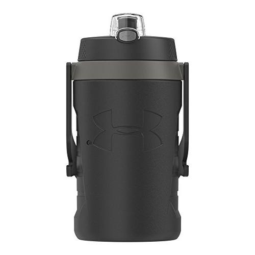 Under Armour Sideline 64 Ounce Water Bottle, Black