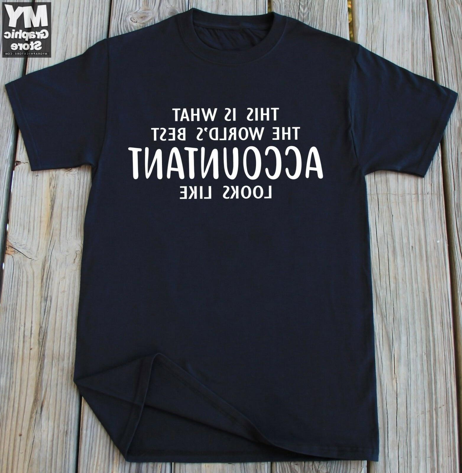 accountant t shirt future accountant birthday christmas