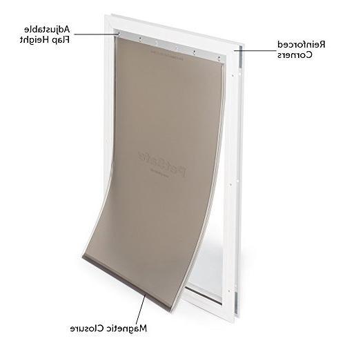 """5-1/8"""" Aluminum Freedom Size: H x"""