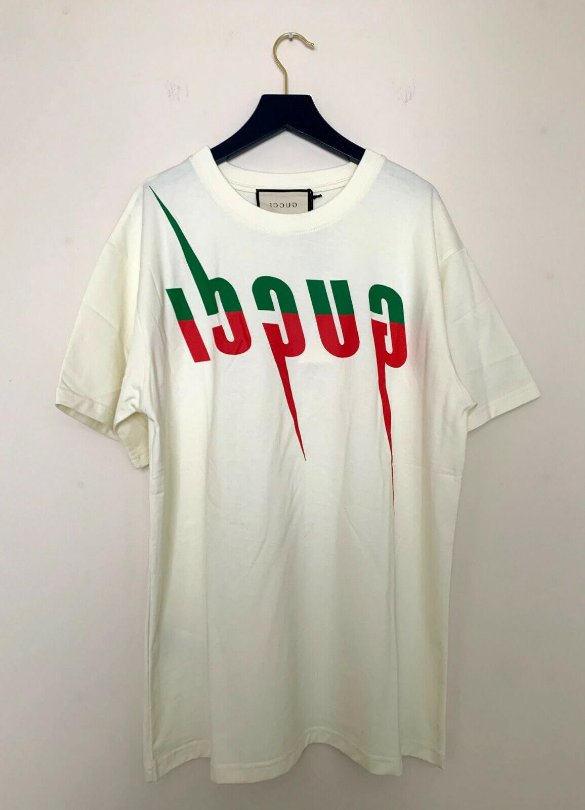 Authentic T-shirt Gucci L