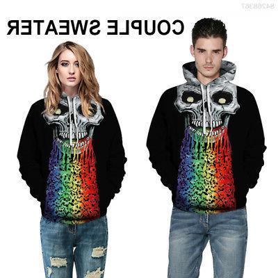 B4DF Printed Fleece Fashion Cotton Street