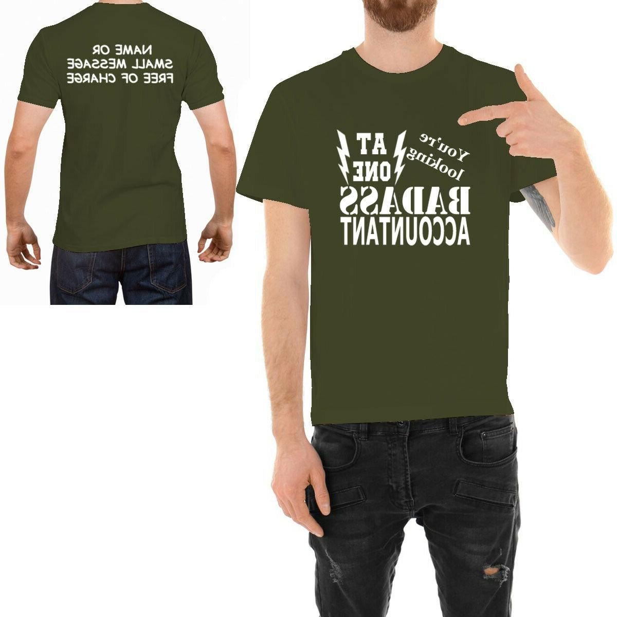 Badass Accountant Ideal Father Birthday Gift