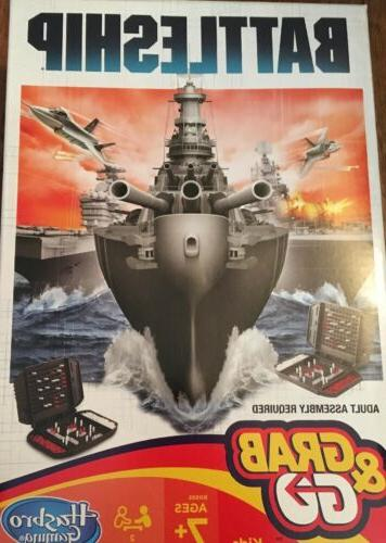 battleship grab and go game travel size