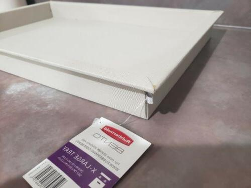 """Rubbermaid XL Tray 13"""" Arts and Crafts"""