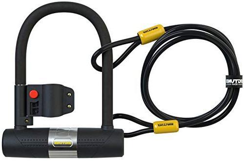bike lock cable combo