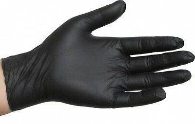 GOTHAM Nitrile Gloves, Powder of X-LARGE