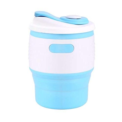 clearance collapsible coffee silicone mug