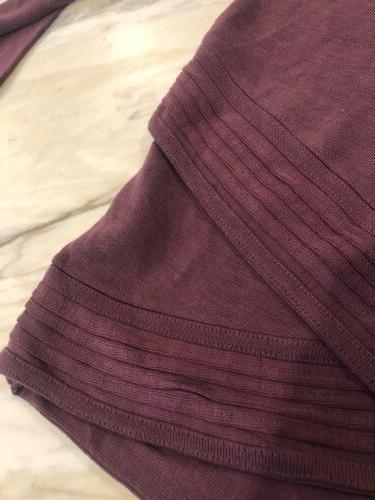 Athleta Serenity Sweatshirt Auberge Purple XL Extra