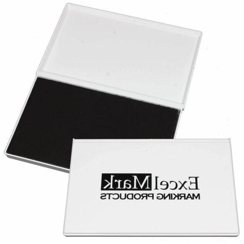 "ExcelMark Ink Pad for Rubber Stamps 4-1/4"" by 7-1/4"""