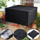Extra Large BBQ Cover Heavy Duty Waterproof Barbecue Garden