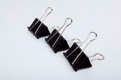 Extra Black Clips for and