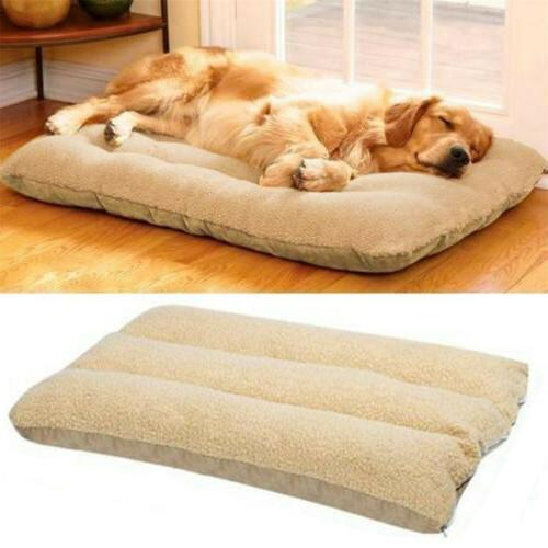 Extra Dog Bed Ultra Soft Foam Durable Warm Mattres
