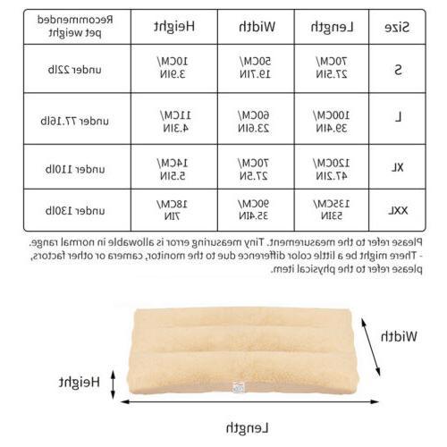 Extra Ultra Soft Foam Durable Warm Mattres