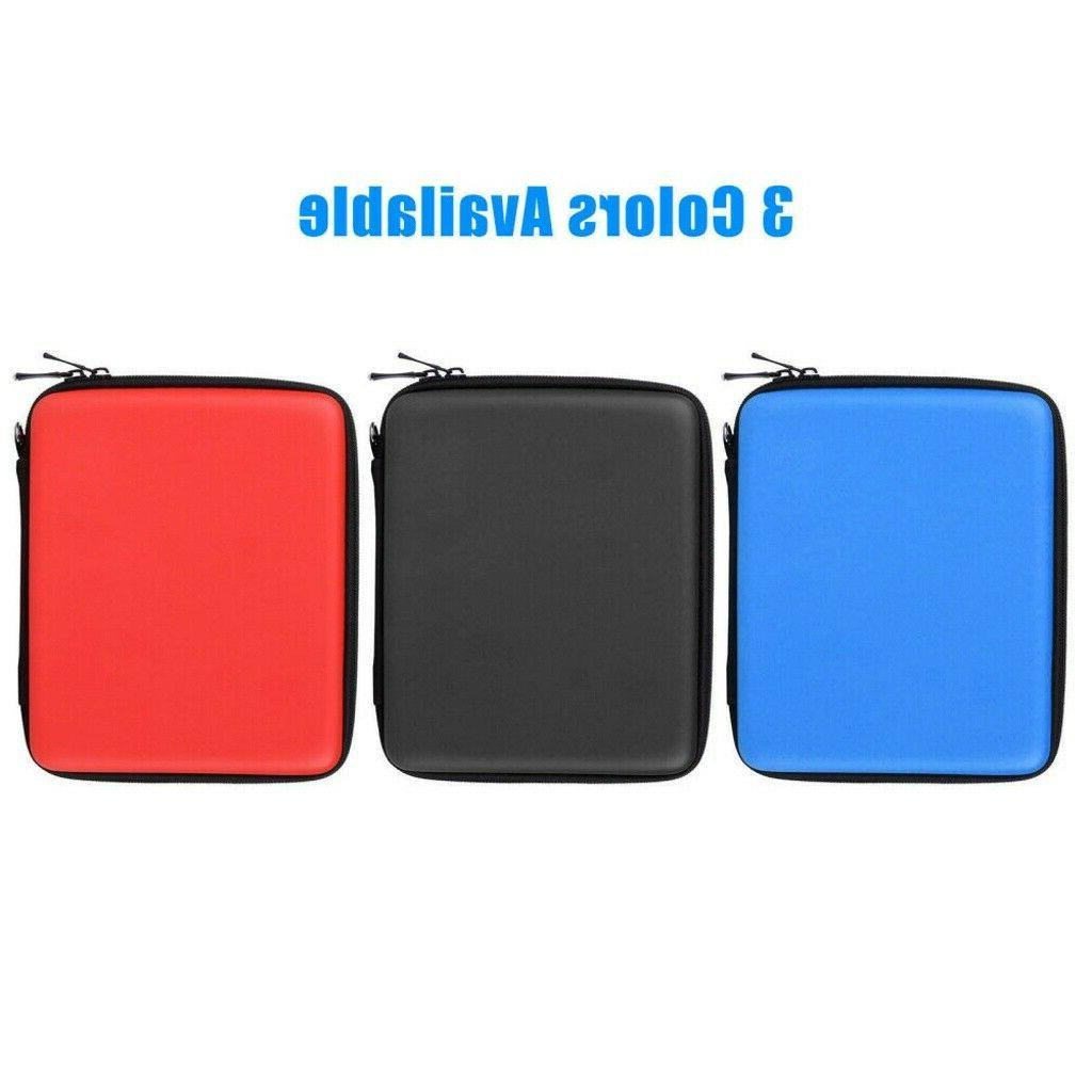 Extra Large Shell Case Carring Travel 2DS