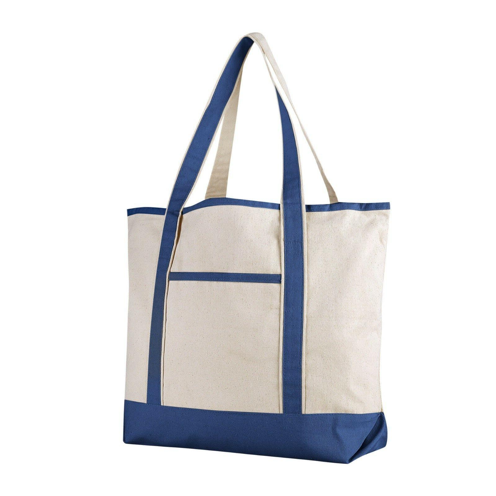 Extra Sturdy Tote Canvas for HTV, Work
